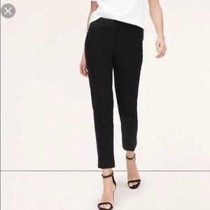 ❤️Reduced❤️❤️NWT Loft Riviera Cropped Pants
